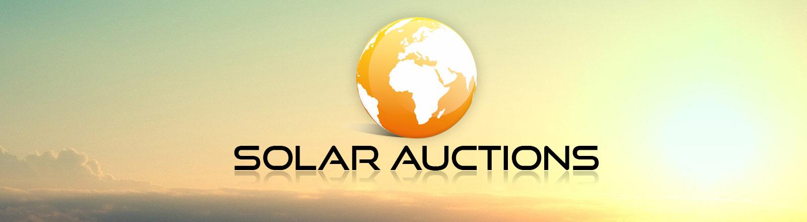 Besuchen sie unseren Partner Solar Auctions
